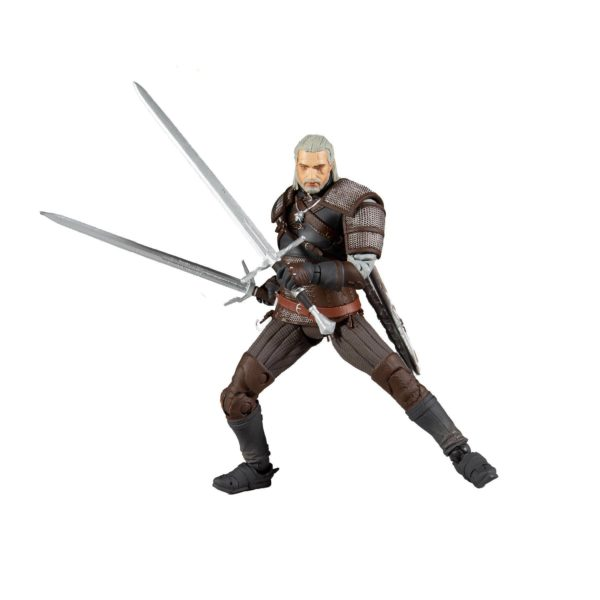 GERALT FIGURINE THE WITCHER McFARLANE TOYS 18 CM 787926134018 kingdom-figurine.fr (5)