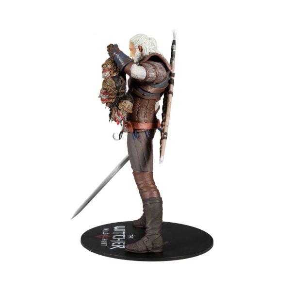 GERALT FIGURINE THE WITCHER McFARLANE TOYS 30 CM 787926134414 kingdom-figurine.fr (2)