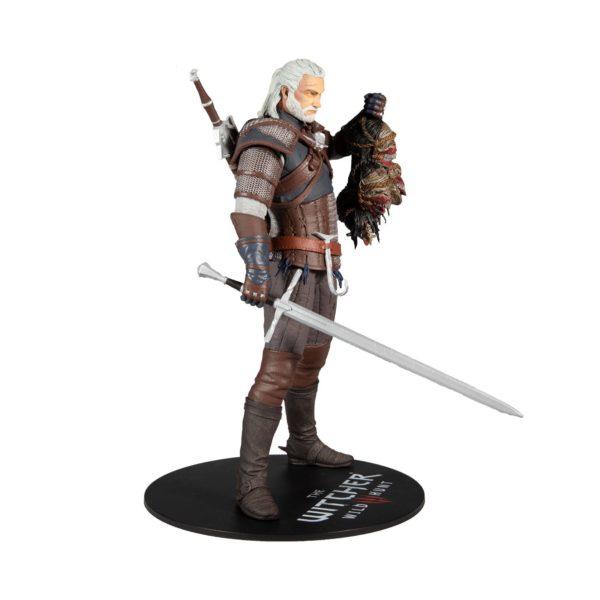 GERALT FIGURINE THE WITCHER McFARLANE TOYS 30 CM 787926134414 kingdom-figurine.fr (4)