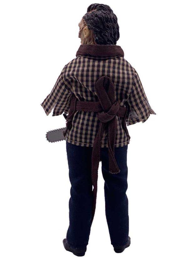 LEATHERFACE FIGURINE MASSACRE A LA TRONÇONNEUSE MEGO 20 CM 852404008898 kingdom-figurine.fr (3)