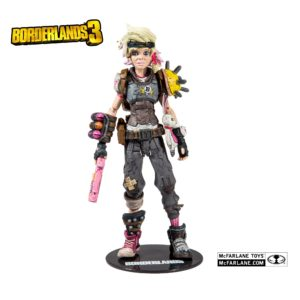 TINY TINA FIGURINE BORDERLANDS McFARLANE TOYS 18 CM 787926102512 kingdom-figurine.fr