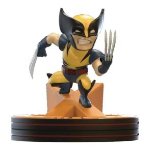 WOLVERINE Q-FIG FIGURINE MARVEL 80TH QUANTUM MECHANIX 11 CM 812095024645 kingdom-figurine.fr