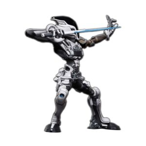 ZERO FIGURINE BORDERLANDS MINI EPICS WETA 9420024730331 kingdom-figurine.fr (2)