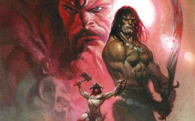 Conan le Barbare fête ses 50 ans chez Marvel