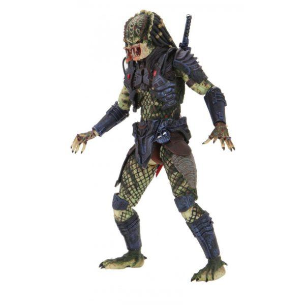ARMORED LOST PREDATOR FIGURINE ULTIMATE PREDATOR 2 NECA 20 CM 634482515853 kingdom-figurine.fr (2)