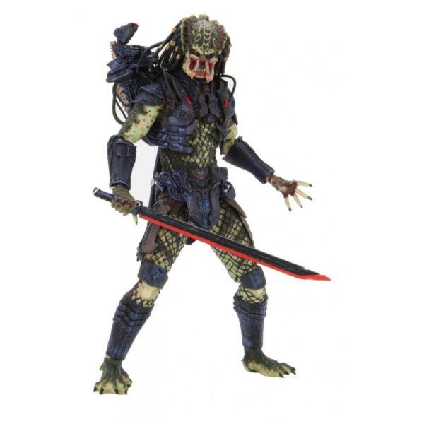 ARMORED LOST PREDATOR FIGURINE ULTIMATE PREDATOR 2 NECA 20 CM 634482515853 kingdom-figurine.fr (3)