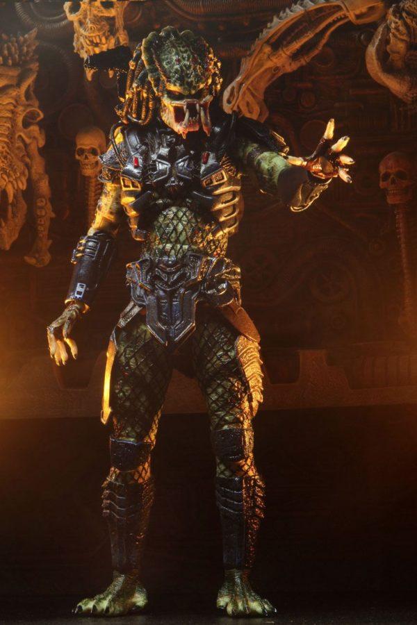 ARMORED LOST PREDATOR FIGURINE ULTIMATE PREDATOR 2 NECA 20 CM 634482515853 kingdom-figurine.fr (4)
