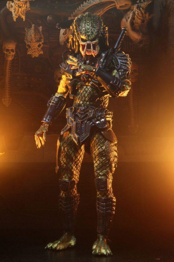 ARMORED LOST PREDATOR FIGURINE ULTIMATE PREDATOR 2 NECA 20 CM 634482515853 kingdom-figurine.fr (5)