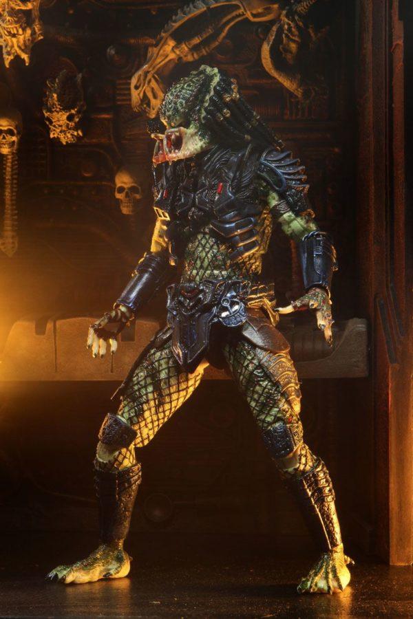 ARMORED LOST PREDATOR FIGURINE ULTIMATE PREDATOR 2 NECA 20 CM 634482515853 kingdom-figurine.fr (7)
