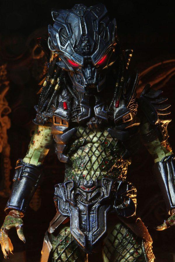 ARMORED LOST PREDATOR FIGURINE ULTIMATE PREDATOR 2 NECA 20 CM 634482515853 kingdom-figurine.fr (8)