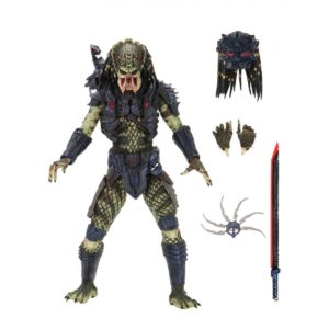 ARMORED LOST PREDATOR FIGURINE ULTIMATE PREDATOR 2 NECA 20 CM 634482515853 kingdom-figurine.fr