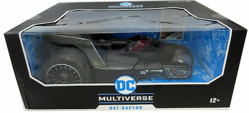 BAT-RAPTOR VEHICULE PVC BATMAN DARK NIGHTS METAL McFARLANE TOYS 787926157017 kingdom-figurine.fr