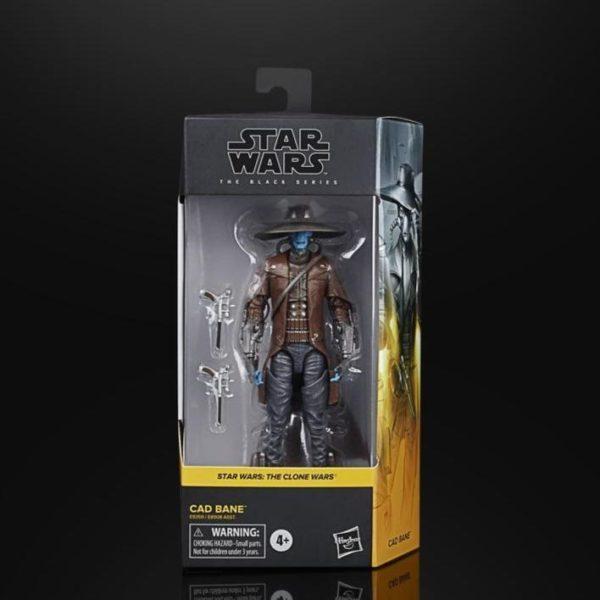CADE BANE FIGURINE STAR WARS THE CLONE WARS BLACK SERIES HASBRO E9359 15 CM 5010993754724 kingdom-figurine.fr