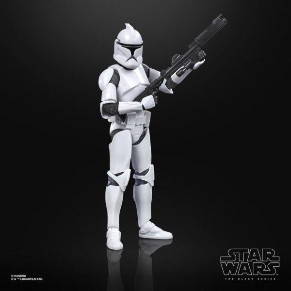 CLONE TROOPER PHASE 1 FIGURINE STAR WARS EPISODE II BLACK SERIES HASBRO E9367 15 CM 5010993754687 kingdom-figurine.fr (2)