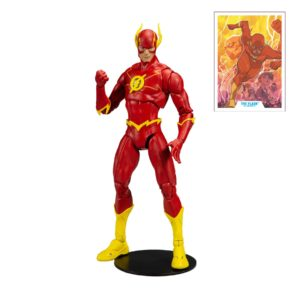 FLASH DC REBIRTH FIGURINE DC MULTIVERSE McFARLANE TOYS 18 CM 787926151268 kingdom-figurine.fr