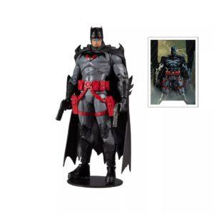 FLASHPOINT BATMAN FIGURINE DC MULTIVERSE McFARLANE TOYS 18 CM 787926150117 kingdom-figurine.fr