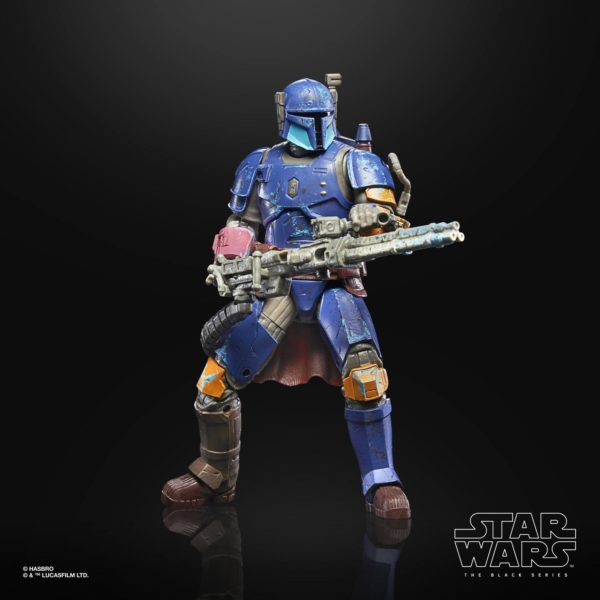 HEAVY INFANTRY MANDALORIAN FIGURINE STAR WARS THE MANDALORIAN CREDIT COLLECTION HABRO 15 CM 5010993772209 kingdom-figurine.fr (2)
