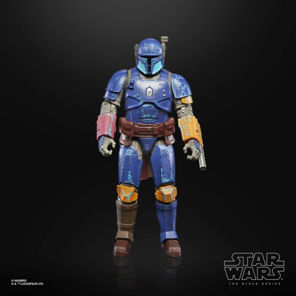 HEAVY INFANTRY MANDALORIAN FIGURINE STAR WARS THE MANDALORIAN CREDIT COLLECTION HABRO 15 CM 5010993772209 kingdom-figurine.fr (3)
