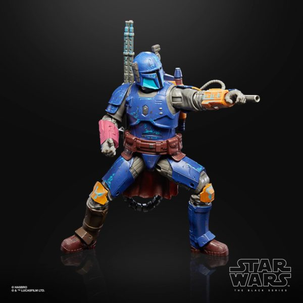 HEAVY INFANTRY MANDALORIAN FIGURINE STAR WARS THE MANDALORIAN CREDIT COLLECTION HABRO 15 CM 5010993772209 kingdom-figurine.fr (4)