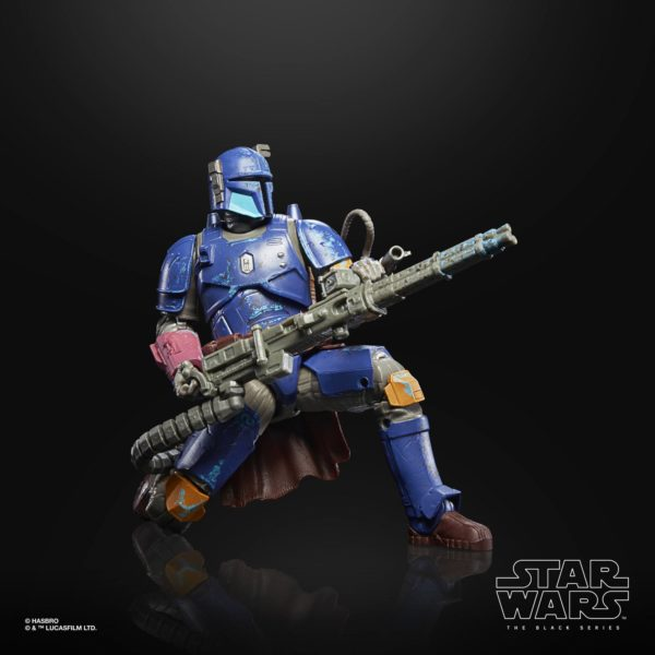 HEAVY INFANTRY MANDALORIAN FIGURINE STAR WARS THE MANDALORIAN CREDIT COLLECTION HABRO 15 CM 5010993772209 kingdom-figurine.fr (5)