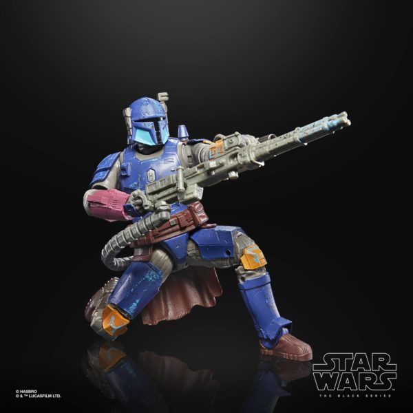 HEAVY INFANTRY MANDALORIAN FIGURINE STAR WARS THE MANDALORIAN CREDIT COLLECTION HABRO 15 CM 5010993772209 kingdom-figurine.fr (6)