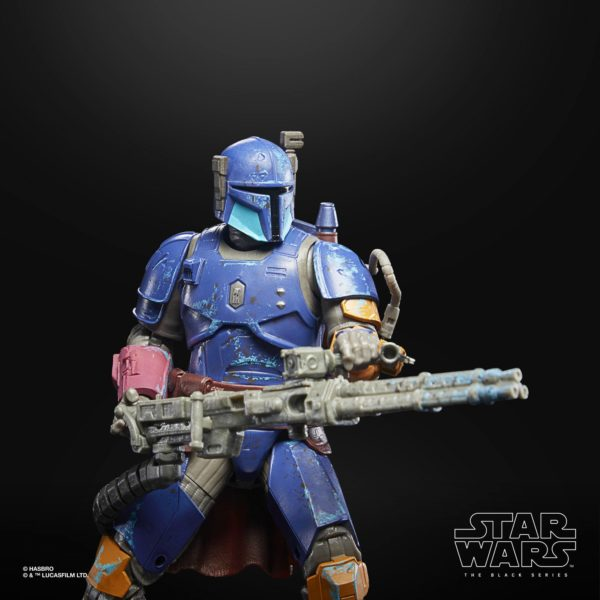 HEAVY INFANTRY MANDALORIAN FIGURINE STAR WARS THE MANDALORIAN CREDIT COLLECTION HABRO 15 CM 5010993772209 kingdom-figurine.fr (7)