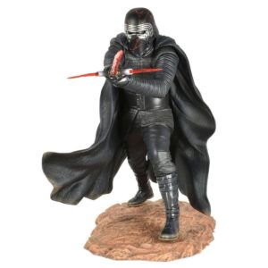 KYLO REN STATUETTE STAR WARS PREMIER COLLECTION DIAMOND SELECT 28 CM 699788838112 kingdom-figurine.fr