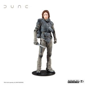 LADY JESSICA FIGURINE DUNE BUILD A McFARLANE TOYS 18 CM 787926107838 kingdom-figurine.fr