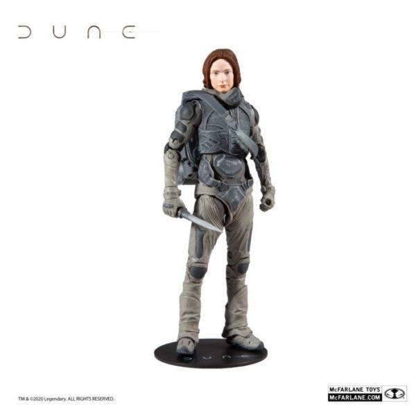 LADY JESSICA FIGURINE DUNE BUILD A McFARLANE TOYS 18 CM 787926107838 kingdom-figurine.fr