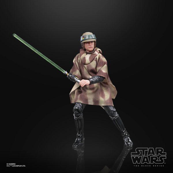 LUKE SKYWALKER ENDOR FIGURINE STAR WARS EPISODE VI BLACK SERIES HASBRO E9360 15 CM 5010993755639 kingdom-figurine.fr (2)
