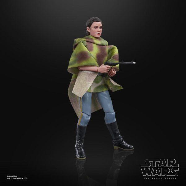 PRINCESS LEIA ORGANA ENDOR FIGURINE STAR WARS EPISODE VI BLACK SERIES HASBRO E9363 15 CM 5010993755622 kingdom-figurine.fr (3)