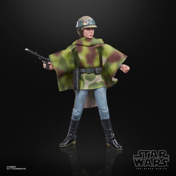 PRINCESS LEIA ORGANA ENDOR FIGURINE STAR WARS EPISODE VI BLACK SERIES HASBRO E9363 15 CM 5010993755622 kingdom-figurine.fr (5)