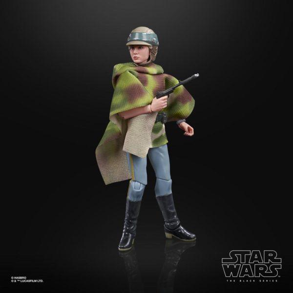 PRINCESS LEIA ORGANA ENDOR FIGURINE STAR WARS EPISODE VI BLACK SERIES HASBRO E9363 15 CM 5010993755622 kingdom-figurine.fr (6)