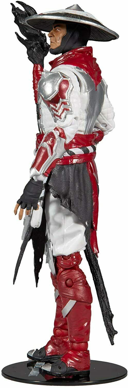 RAIDEN BLOODY FIGURINE MORTAL KOMBAT 4 McFARLANE TOYS 18 CM 787926110227 kingdom-figurine.fr (3)