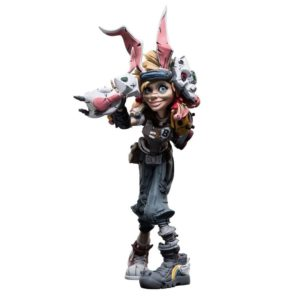 TINY TINA FIGURINE BORDERLANDS MINI EPICS WETA 9420024730355 kingdom-figurine.fr