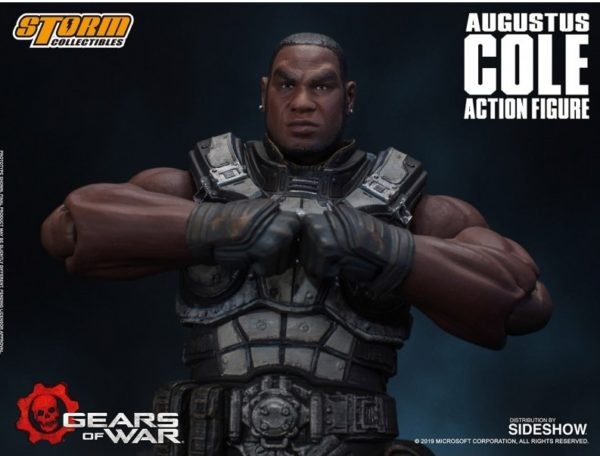 AUGUSTUS COLE FIGURINE 12 GEARS OF WAR 5 STORM COLLECTIBLES 16 CM 4897072870961 kingdom-figurine.fr (11)