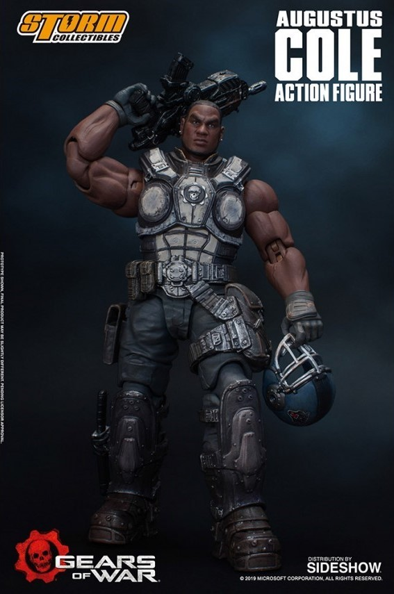 AUGUSTUS COLE FIGURINE 12 GEARS OF WAR 5 STORM COLLECTIBLES 16 CM 4897072870961 kingdom-figurine.fr (3)