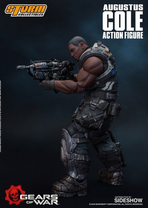 AUGUSTUS COLE FIGURINE 12 GEARS OF WAR 5 STORM COLLECTIBLES 16 CM 4897072870961 kingdom-figurine.fr (4)