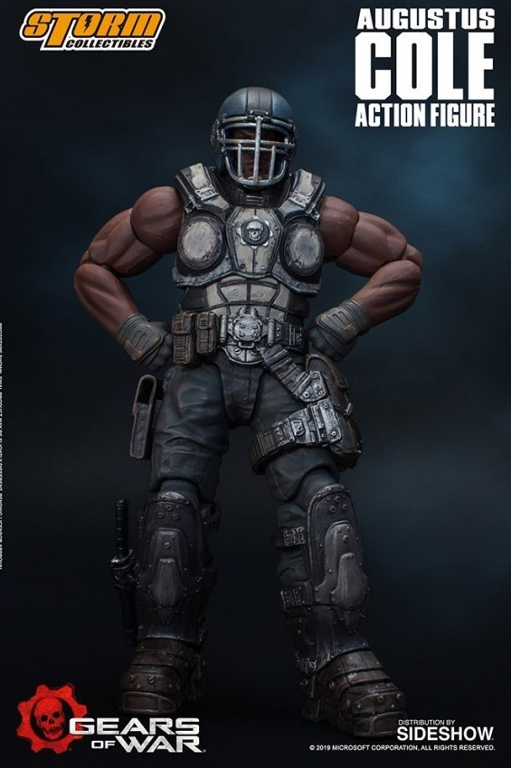 AUGUSTUS COLE FIGURINE 12 GEARS OF WAR 5 STORM COLLECTIBLES 16 CM 4897072870961 kingdom-figurine.fr (6)