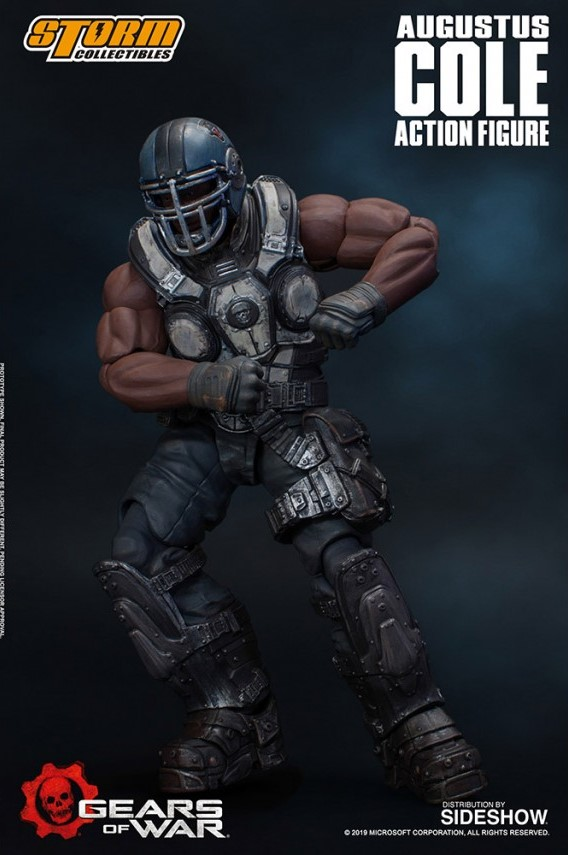 AUGUSTUS COLE FIGURINE 12 GEARS OF WAR 5 STORM COLLECTIBLES 16 CM 4897072870961 kingdom-figurine.fr (7)