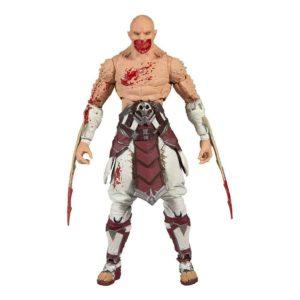 BARAKA BLOODY FIGURINE MORTAL KOMBAT 11 McFARLANE TOYS 18 CM (1) 787926110234 kingdom-figurine.fr