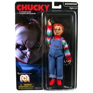 CHUCKY FIGURINE CHUKY JEU D'ENFANT MEGO 20 CM (0) 850003511917 kingdom-figurine.fr