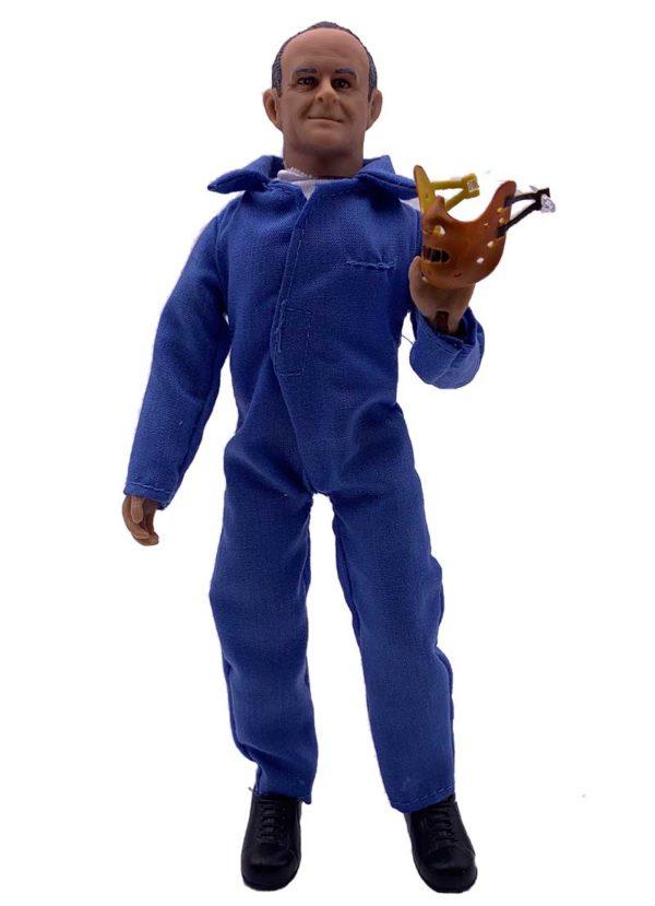 HANNIBAL LECTER FIGURINE LE SILENCE DES AGNEAUX MEGO 20 CM 850002478624 kingdom-figurine.fr (2)