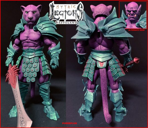 PURRRPLOR FIGURINE MYTHIC LEGIONS WASTELAND FOUR HORSEMEN DESIGN TOY 15 CM 93735731 kingdom-figurine.fr (2)