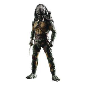 TRACKER PREDATOR FIGURINE 118 PREDATOR 2 HIYA TOYS 11 CM 6957534200502 kingdom-figurine.fr