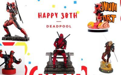 Deadpool fête ses 30 ans en février 2021 !