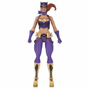 BATGIRL FIGURINE DC COMICS BOMBSHELLS DESIGNER SERIES ANT LUCIA DC COLLECTIBLES 17 CM 761941346151 kingdom-figurine.fr