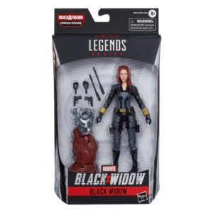 BLACK WIDOW FIGURINE BLACK WIDOW MOVIE MARVEL LEGENDS HASBRO 15 CM 5010993672738 kingdom-figurine.fr
