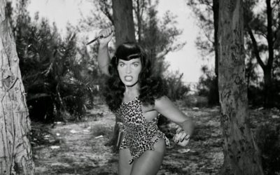 Bettie Page : la star des Pin-up !