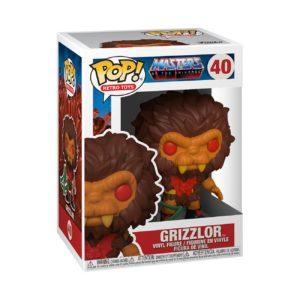 GRIZZLOR FIGURINE POP MASTERS OF THE UNIVERSE RETRO TOYS 40 FUNKO 889698514415 kingdom-figurine.fr